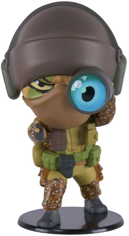 Siege - Six Collection - Glaz Chibi Figur