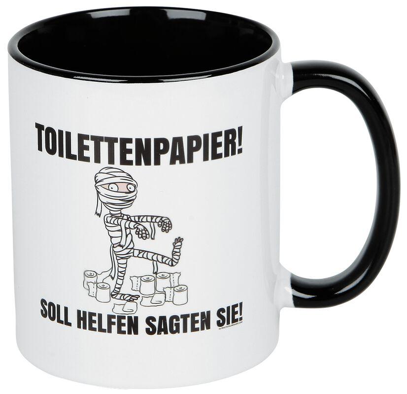 Toilettenpapier!