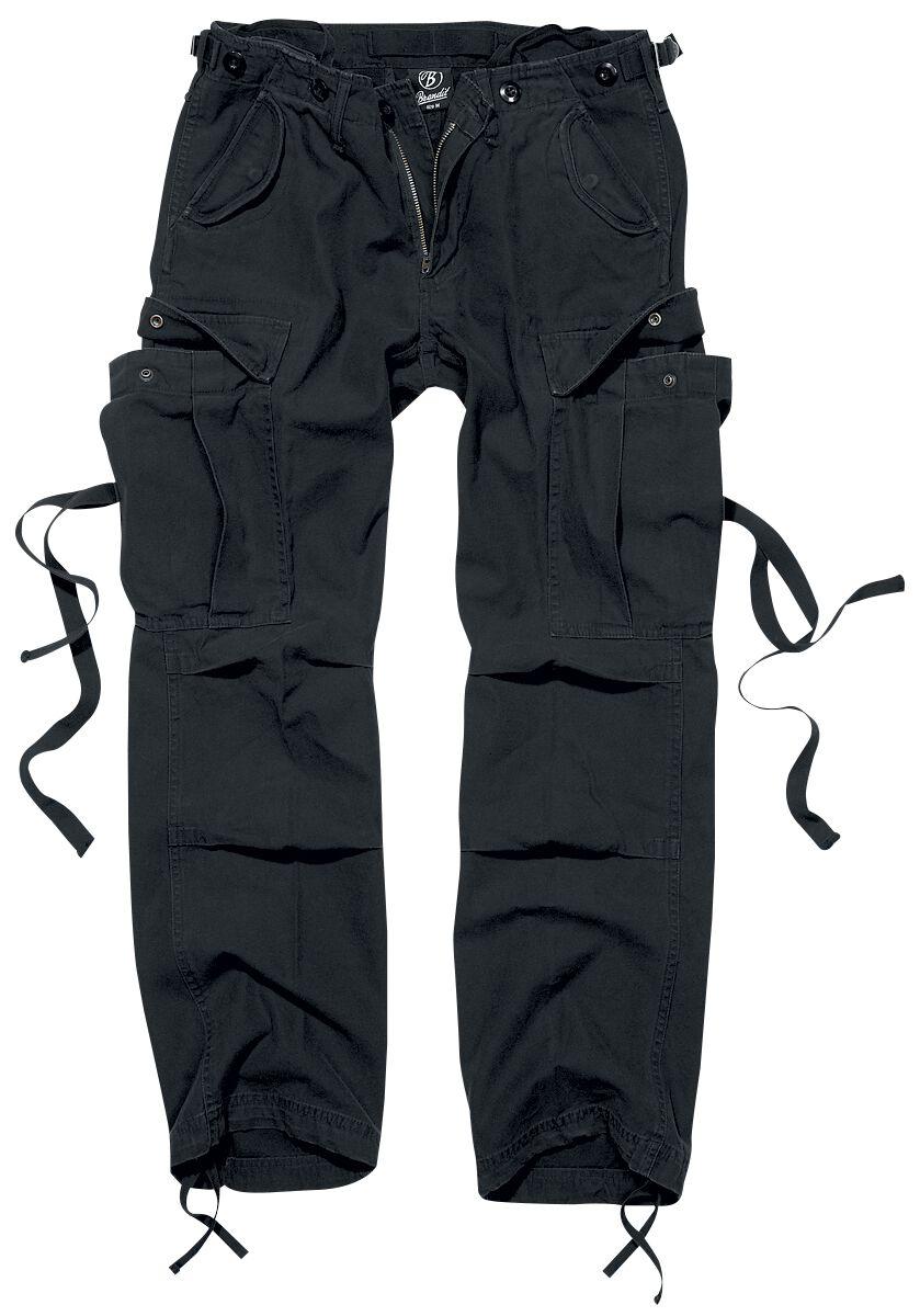 Hosen - Brandit M65 Ladies Trousers Cargohose schwarz  - Onlineshop EMP