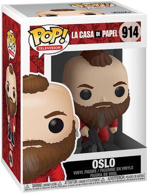 Oslo Vinyl Figur 914