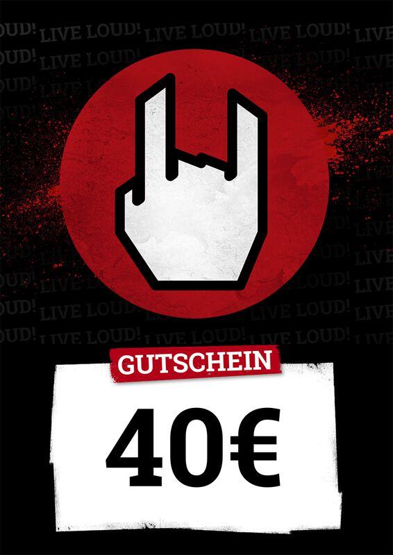 Kauf- und Wertgutschein 40,00 EUR