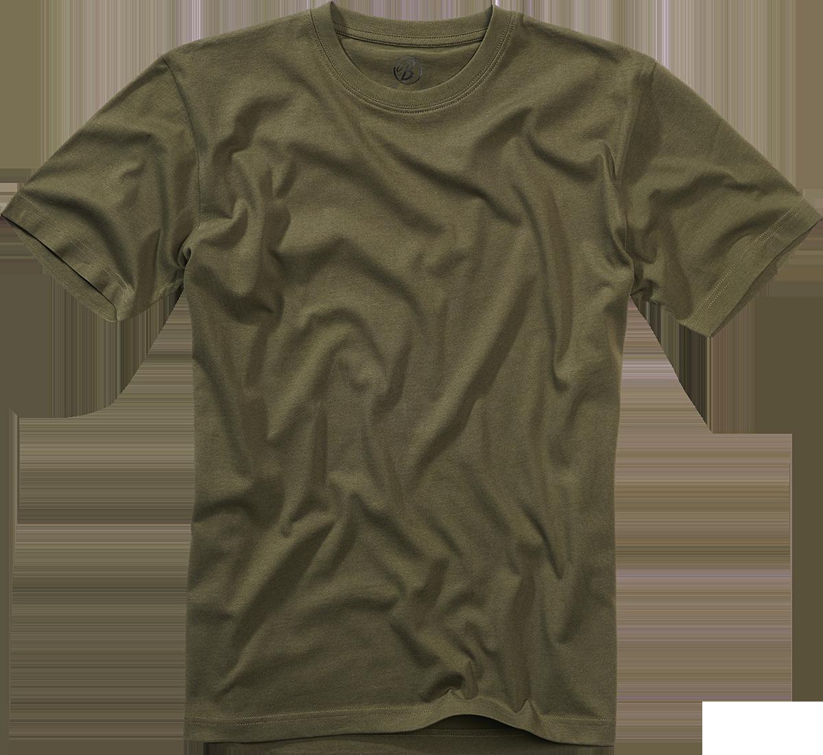 Brandit - Premium T-Shirt - T-Shirt - olive image