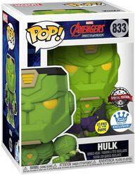 Mech Hulk (Funko Shop Europe) (Glow in the Dark) Vinyl Figur 833