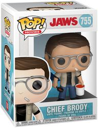 Jaws - Chief Brody Vinyl Figure 755