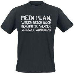 Mein Plan