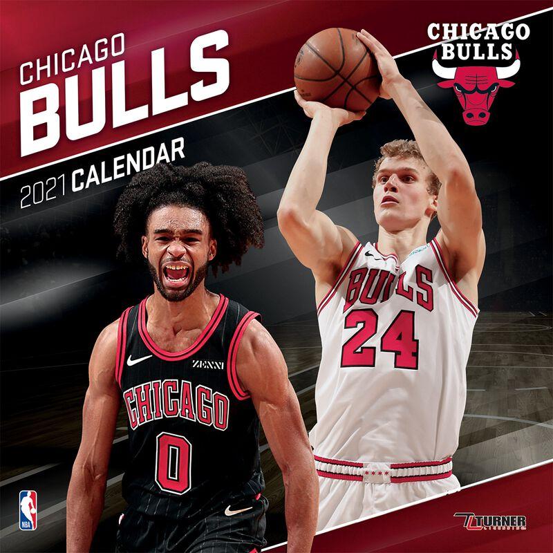 Chicago Bulls - Kalender 2021