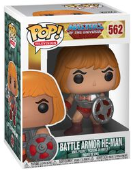Battle Armor He-Man Vinyl Figure 562
