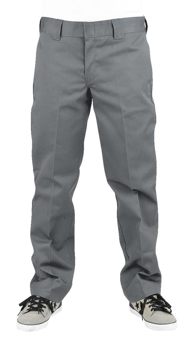 Image of Dickies 873 Slim Straight Work Pant Chinopant charcoal