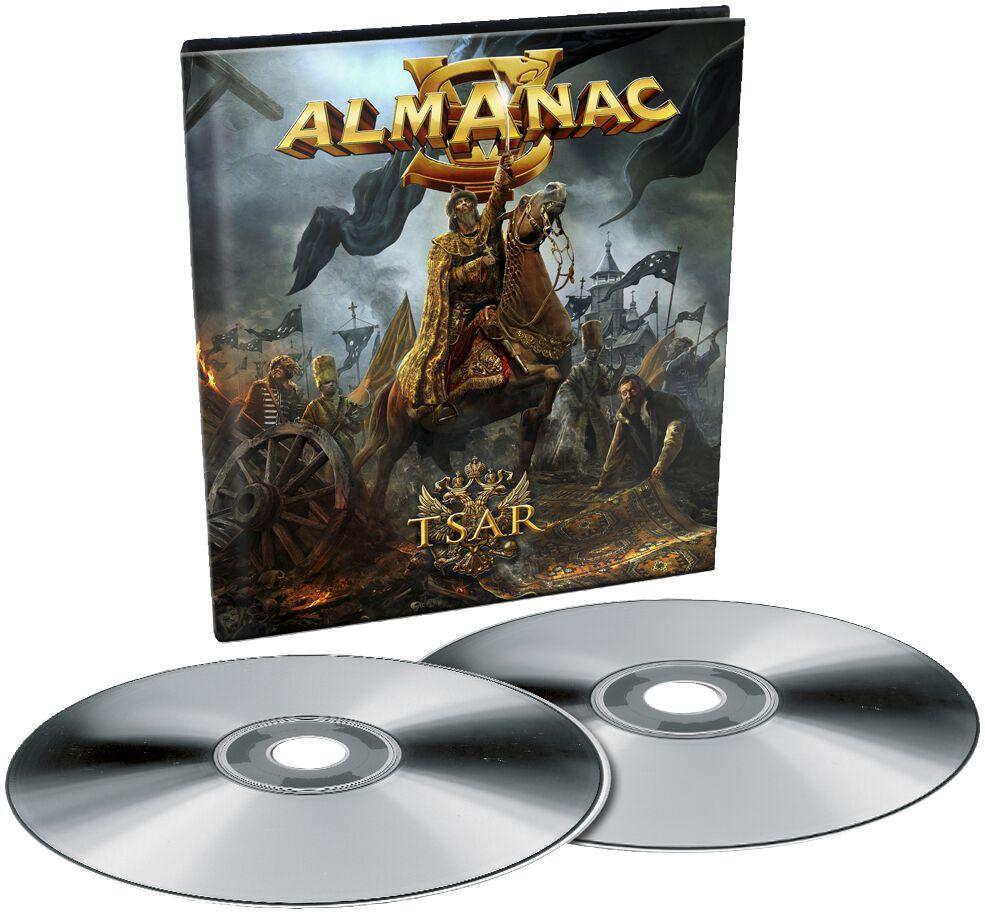 Image of Almanac Tsar CD & DVD Standard