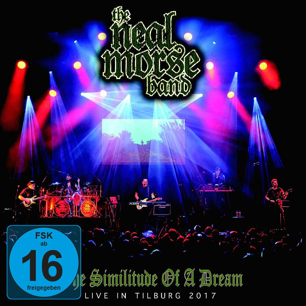 Image of The Neal Morse Band The similitude of a dream - Live in Tilburg 2017 4-DVD Standard