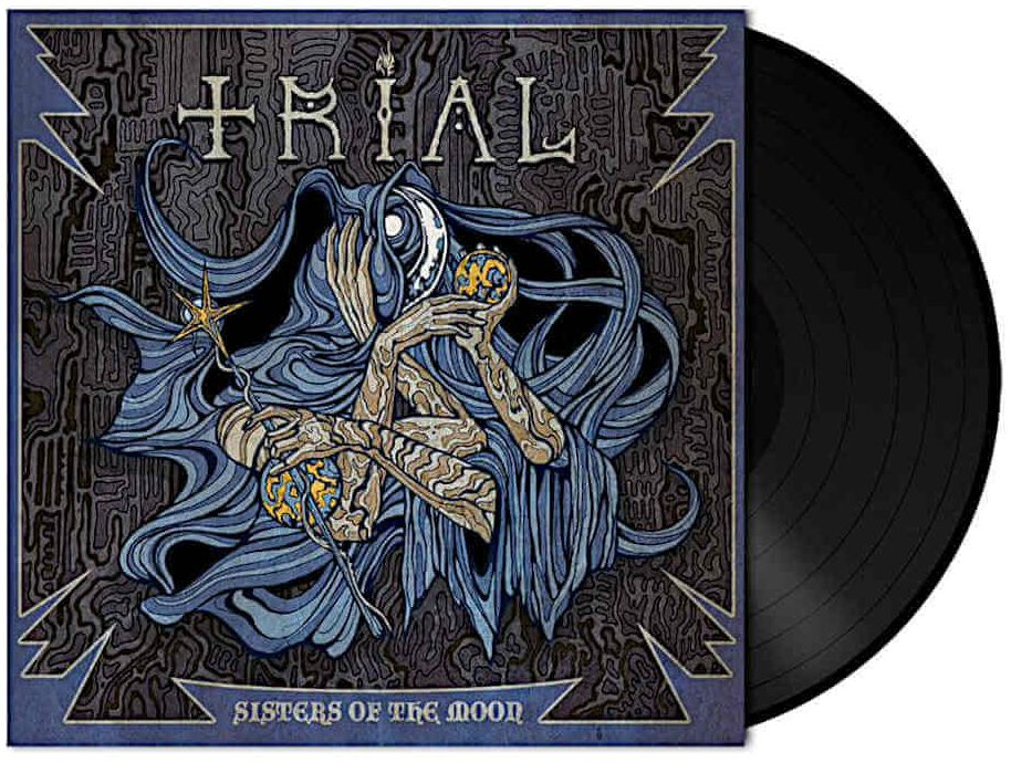 Image of Trial (SWE) Sisters of the moon 7 inch-EP Standard