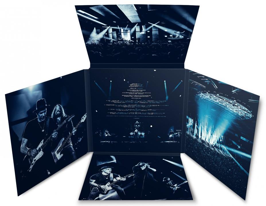 Image of Böhse Onkelz Live in Dortmund II Pe 4-LP Standard