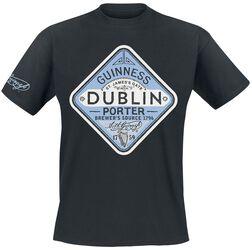 Dublin Porter Etikett