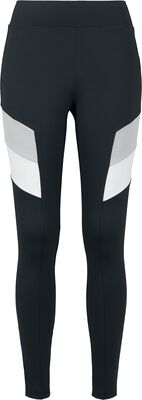 Ladies Color Block Leggings