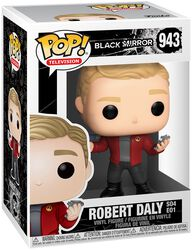 Black Mirror Robert Daly Vinyl Figur 943