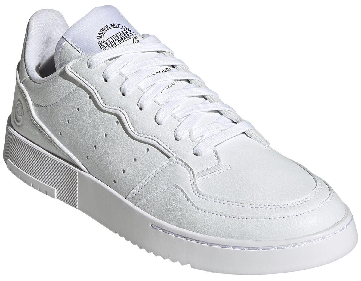 Image of Adidas - Supercourt Vegan - Sneaker - Unisex - bianco