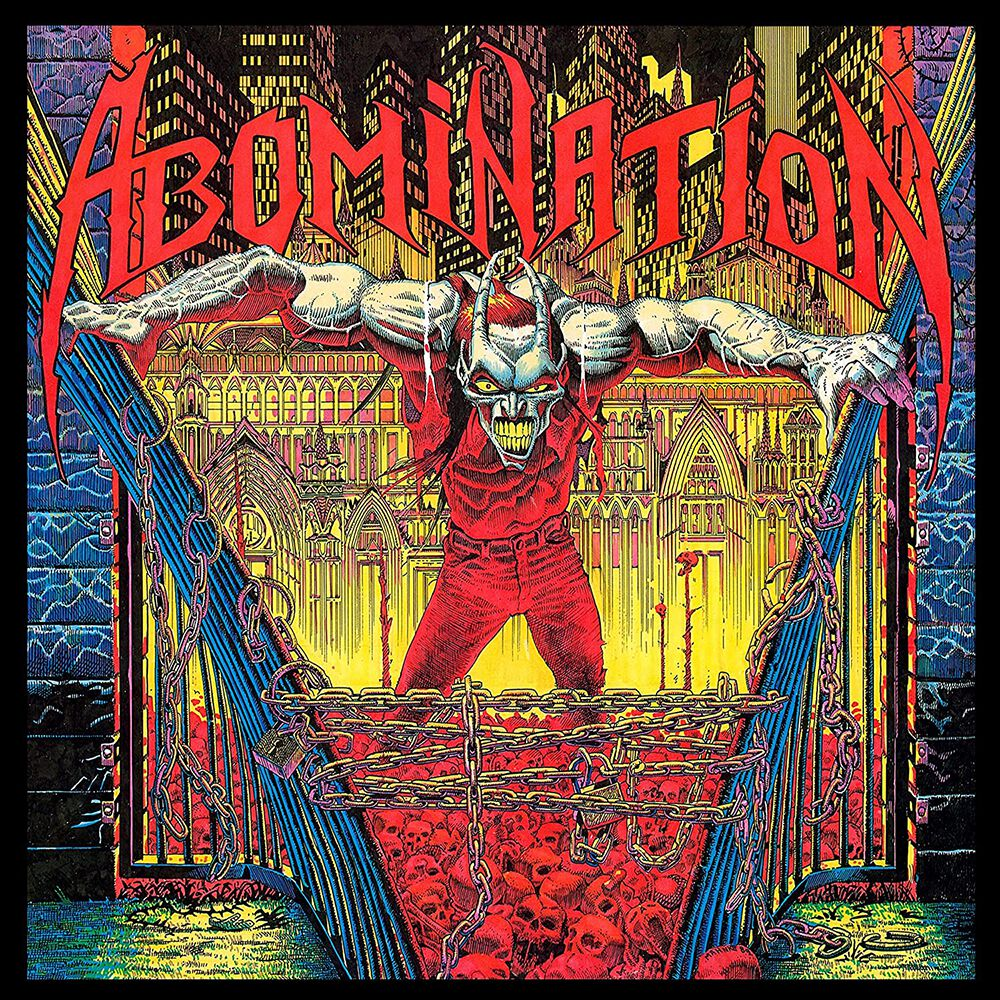 Image of Abomination Abomination CD Standard