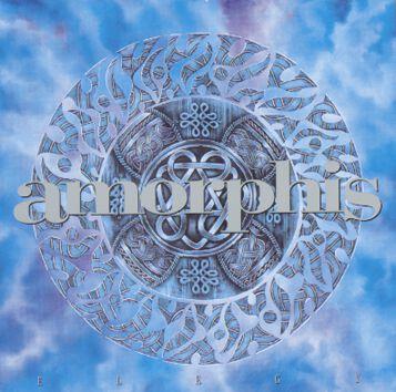 Image of Amorphis Elegy CD Standard
