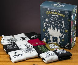Hogwarts Socken Christmas Advents Calendar 2020