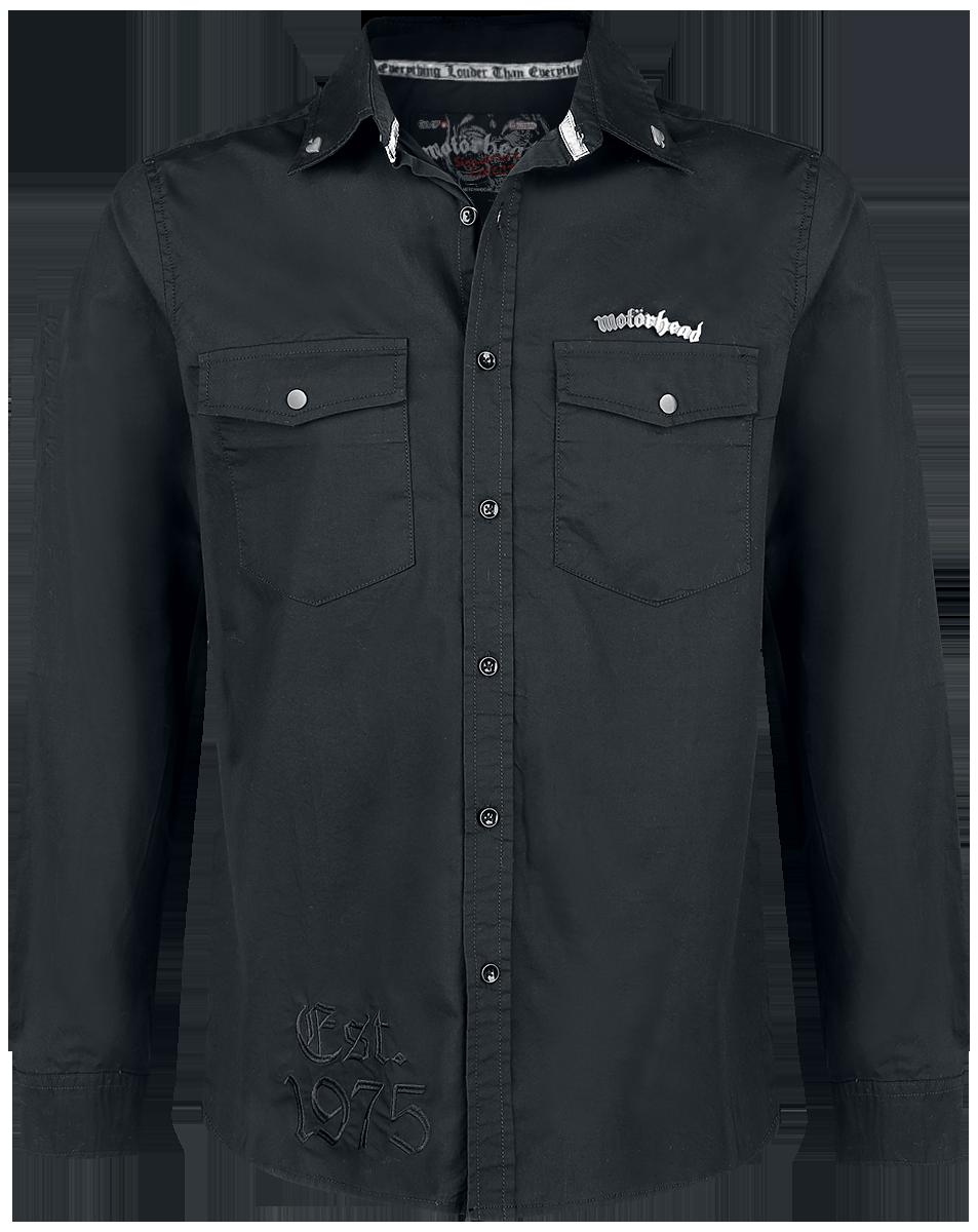 Motörhead - EMP Signature Collection - Shirt - black image