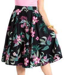 Kalani 50's Skirt