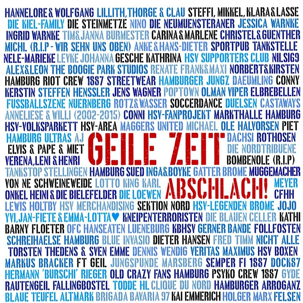 Image of Abschlach! Geile Zeit CD Standard