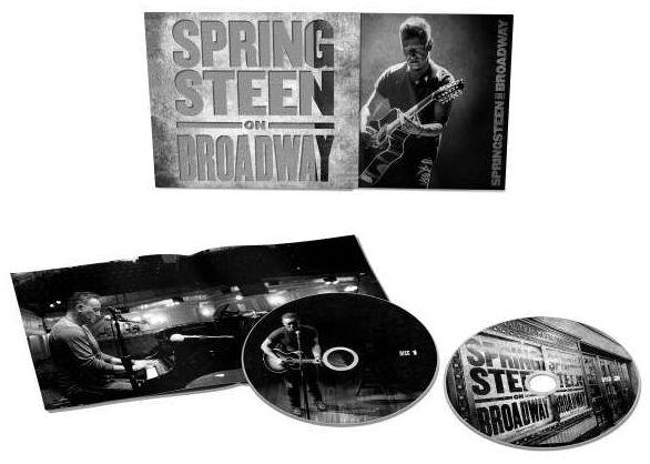 Bruce Springsteen  Springsteen on Broadway  2-CD  Standard