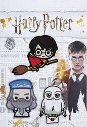 Harry, Hedwig und Albus