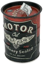 Motor Oil Refinery Sealed
