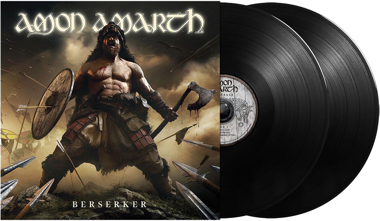 Image of Amon Amarth Berserker 2-LP Standard