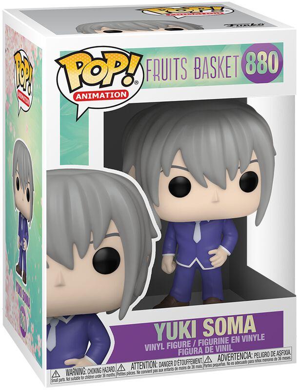Yuki Soma Vinyl Figur 880