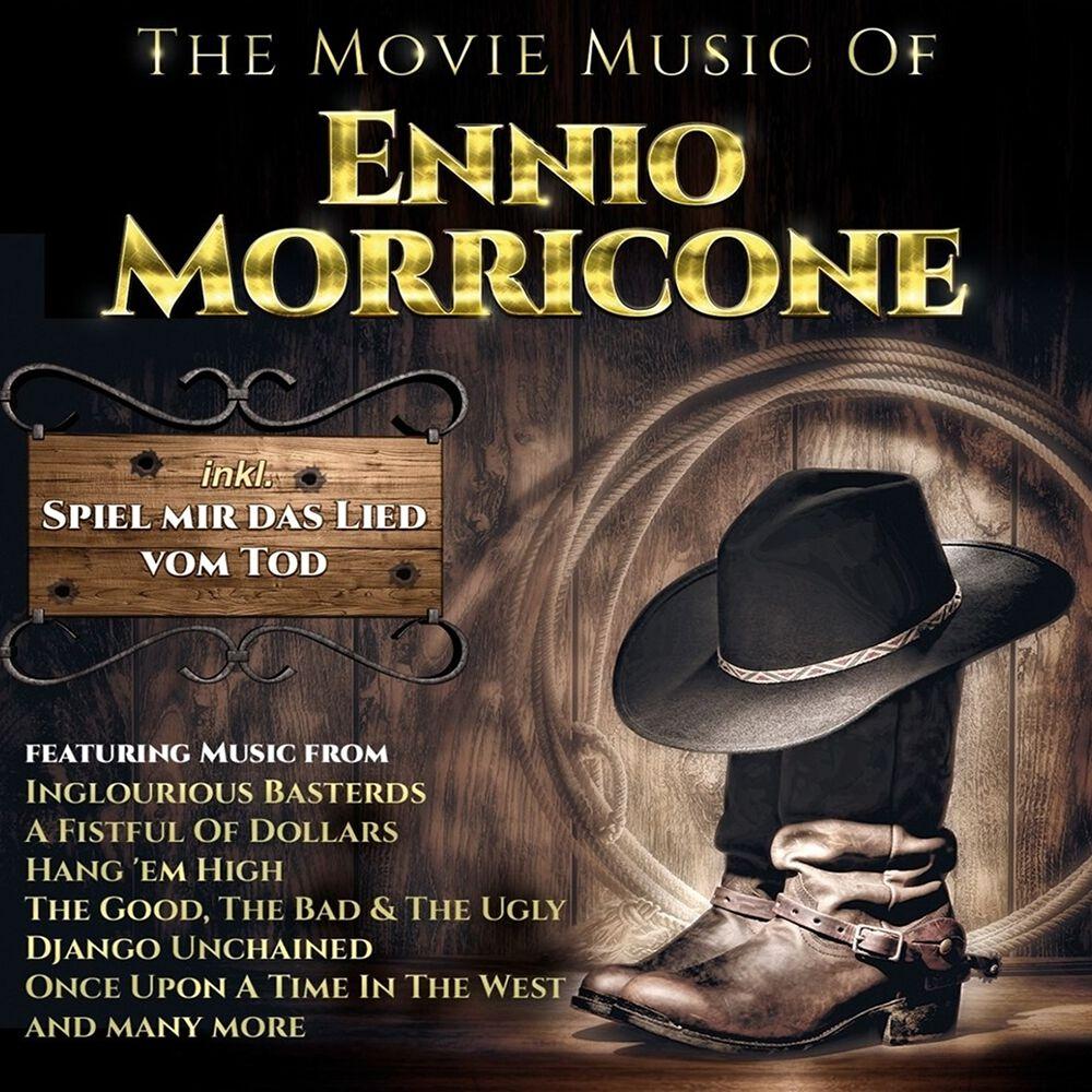Morricone, Ennio The movie music of Ennio Morricone CD multicolor N16247