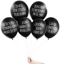 Anti-Ballons - Versager