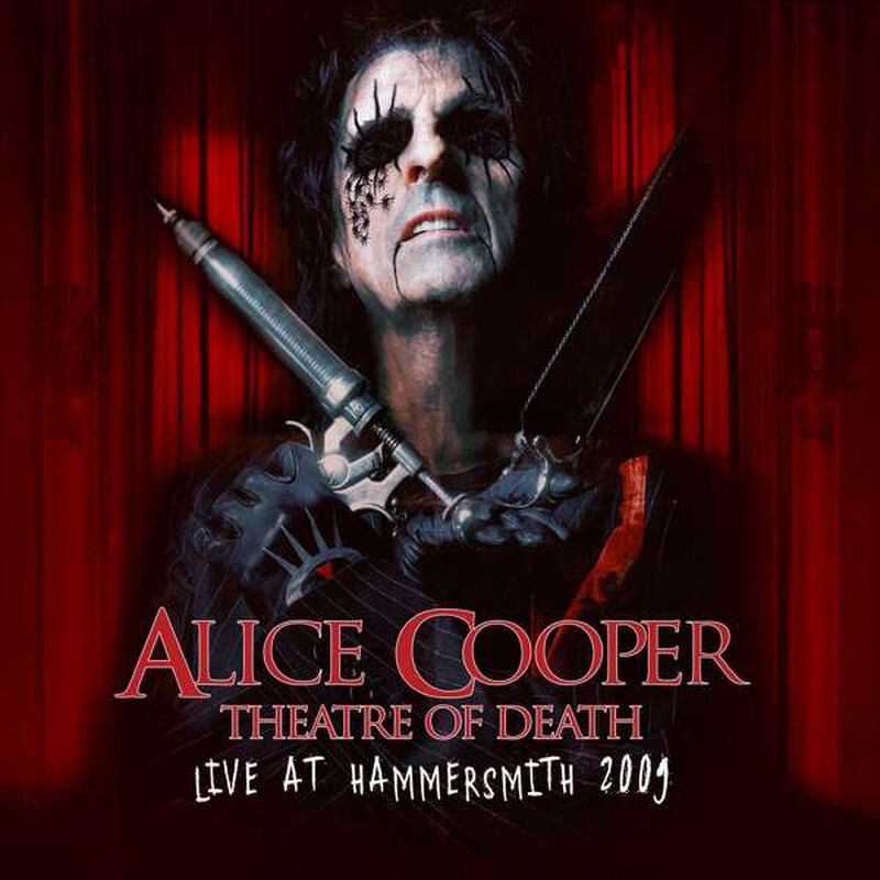 Theatre of death - Live at Hammersmith 2009