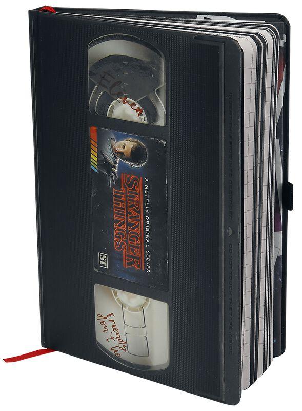 VHS - Premium Notizbuch