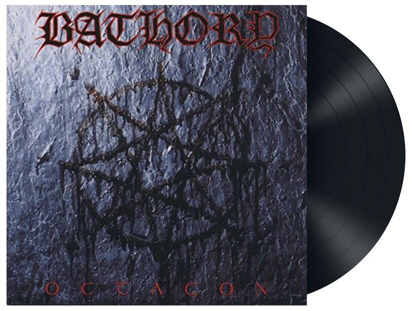 Bathory Octagon  LP  Standard