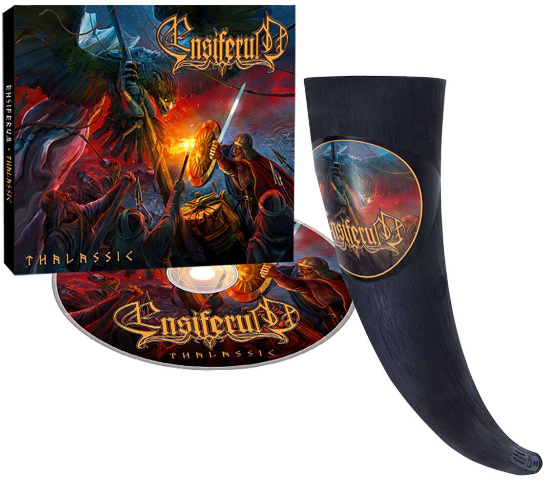Image of Ensiferum Thalassic CD & Trinkhorn Standard