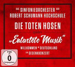 Das Sinfonieorchester der Robert Schumann Schule & Die Toten Hosen