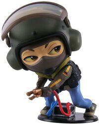 Siege - Six Collection - Bandit Chibi Figur