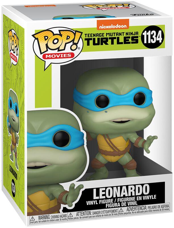 2 - Leonardo Vinyl Figur 1134