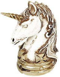 Unicorn: Miniatur Skulptur