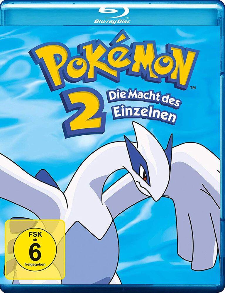 Pokémon Pokemon 2 - Die Macht des Einzelnen  Blu-Ray  Standard
