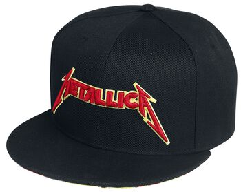Jump In The Fire - Snapback Cap