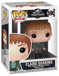 Jurassic World - Claire Dearing Vinyl Figur 590