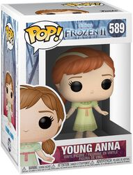 Young Anna Vinyl Figure 589