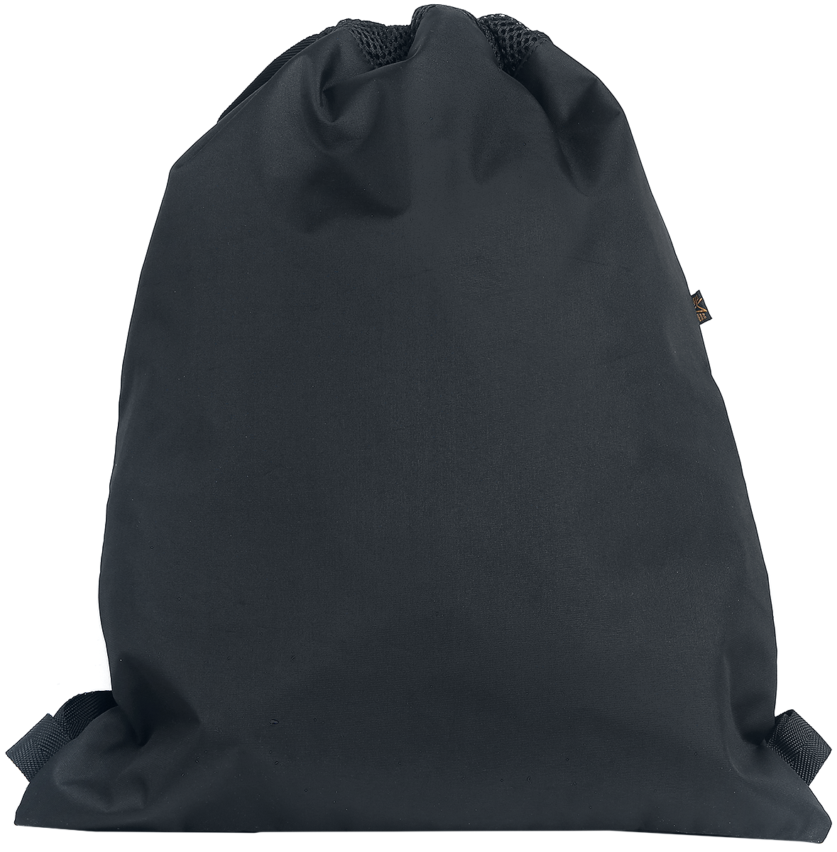 Image of Alpha Industries Alpha Gym Bag Turnbeutel schwarz