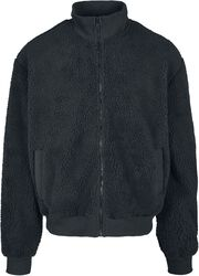 Boxy Sherpa Jacket