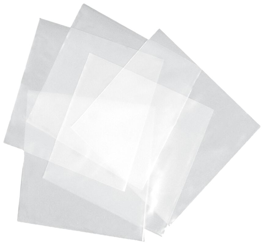 Vinyl-Schutzhüllen (100 Stück)