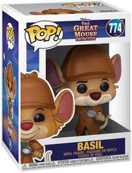 Basil, der grosse Mäusedetektiv Basil Vinyl Figur 774
