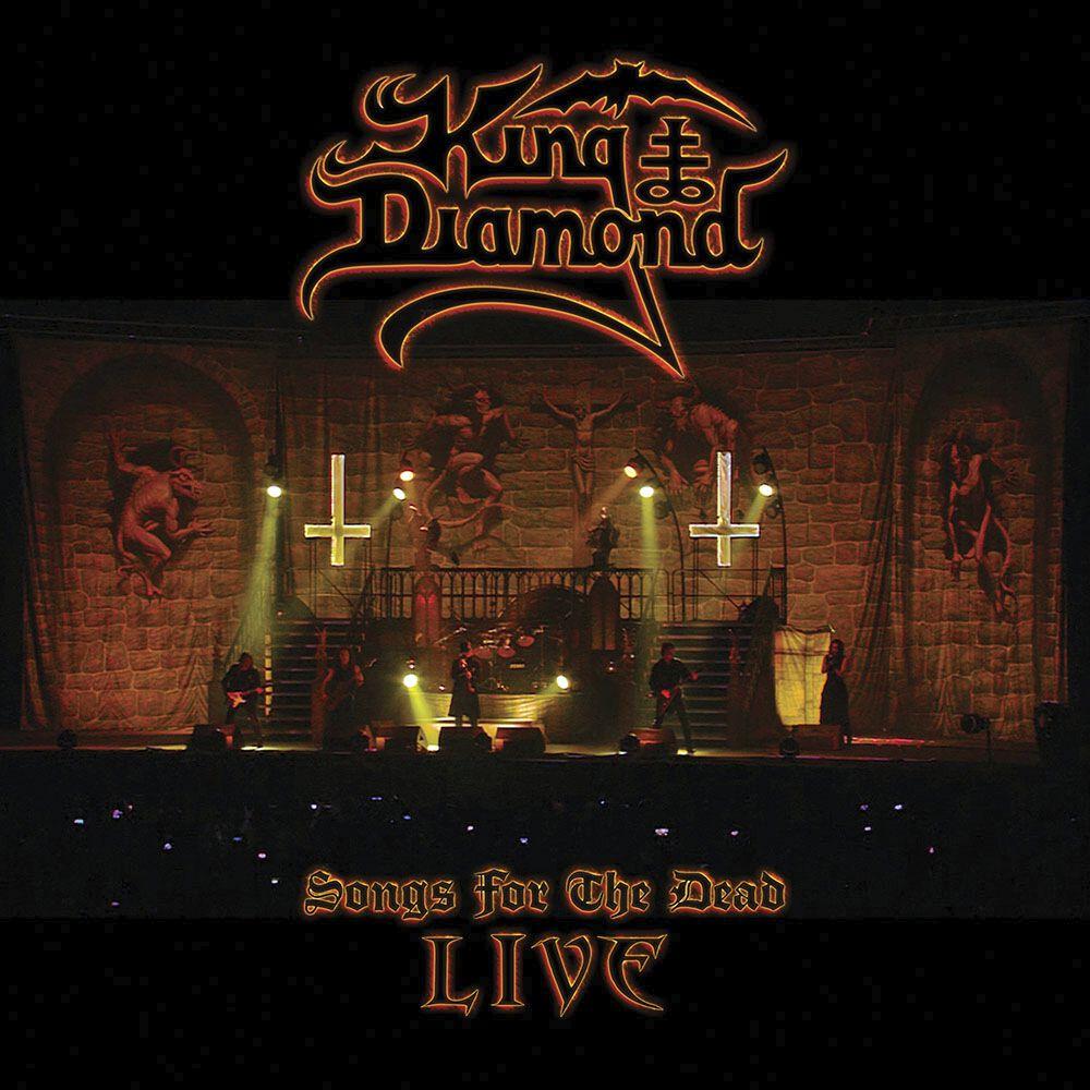 Image of King Diamond Songs for the dead 2-DVD & CD Standard